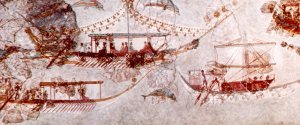 Flotilla Miniature Frieze