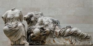 Hestia, Dione and Aphrodite