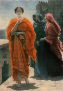 Helen of Troy Lord Frederick Leighton Wikimedia
