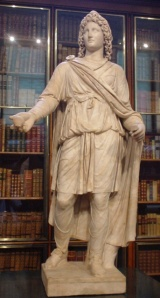 "Paris, in ""Phrygian dress"", a second-century CE Roman marble The King's Library, British Museum Wikipedia"