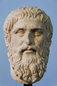 Plato Luni marble, copy of the portrait made by Silianion ca. 370 BCE for the Academia in Athens. Musei Capitolini Wikipedia