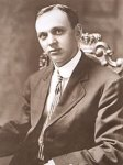 Edgar Cayce in October 1910, when this photograph appeared on the front page of The New York Times. Wikipedia