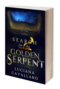 Search for the Golden Serpent - Book One