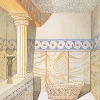 Reconstruction of the Queens bath room