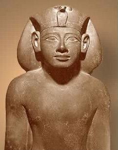 Amenhotep II Photo credit:  http://www.touregypt.net/featurestories/amenhotep2.htm