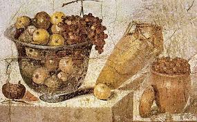 Fresco paint, Pompeii Courtesy of Wikimedia Commons