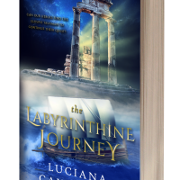 The Legend of Homer – A special guest post by author Luciana Cavallaro