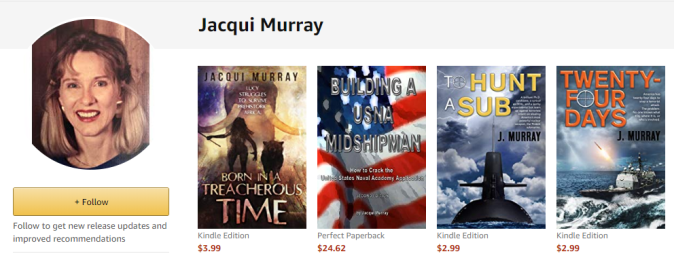 Jacqui's books