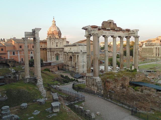roman-forum-2074863_640