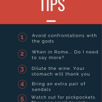 5 handy tips to survive the Ancient World